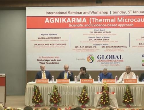 Διεθνές Σεμινάριο Θερμικού Μικροκαυτηριασμού, Αχμένταμπαντ Ινδία